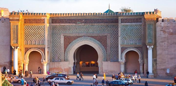 Bab El Mansour